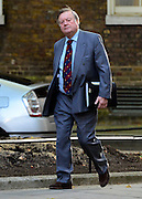 © Licensed to London News Pictures. 18/09/2012. Westinster, UK Minister without Portfolio Ken Clarke. Cabinet meeting today in Downing Street 18 September 2012. Photo credit : Stephen Simpson/LNP