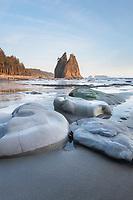 Split Rock Rialto Beach, Olympic National Park Washington