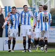 Huddersfield v Rochdale 100312