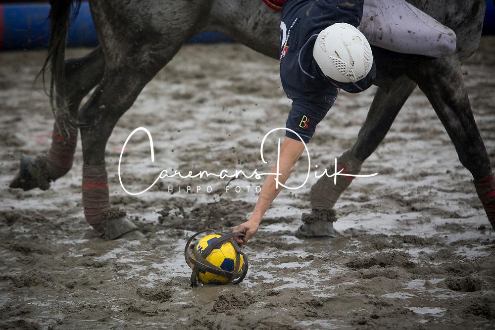 Antheunis Valerie, BEL, Source de Nil<br /> BK Horseball 2018<br /> © Sharon Vandeput<br /> 11:01:47