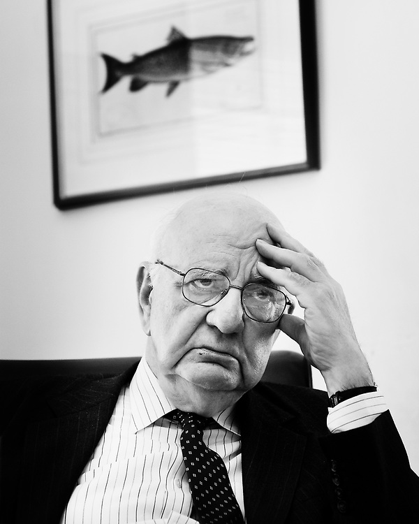 Paul Volcker, ex-Chairman of the Federal Reserve
