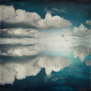 Surreal cloudscape - image manipulation<br /> Society6 products: http://bit.ly/2aJ5ZqD