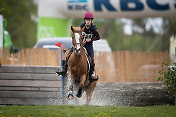 Cas Lore, BEL, Up Wind's Byoutie<br /> Nationaal Kampioenschap Eventing Minderhoud 2018<br /> © Hippo Foto - Dirk Caremans