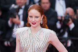 Barbara Meier arriving on the red carpet of 'The Dead Don't Die' screening and opening ceremony held at the Palais Des Festivals in Cannes, France on May 14, 2019 as part of the 72th Cannes Film Festival. Photo by Nicolas Genin/ABACAPRESS.COM