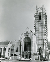 1953 First Methodist Church on Franklin Ave. at Highland Ave.