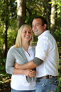 8/29/10 9:04:56 AM -- Bedminster, PA. -- Lindsay & Greg --. -- Photo by William Thomas Cain/cainimages.com