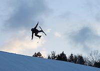 Abenaki Ski Area in Wolfeboro, New Hampshire.   Karen Bobotas for the Laconia Daily Sun