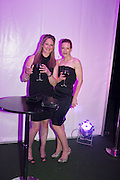IBBY MACPHERSON; BETH CURTIS, Quorn Hunt Ball, Stanford Hall. Standford on Soar. 25 January 2014