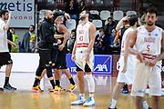 DESCRIZIONE : Varese FIBA Eurocup 2015-16 Openjobmetis Varese Telenet Ostevia Ostende<br /> GIOCATORE : Mychel Thompson<br /> CATEGORIA : Delusione<br /> SQUADRA : Openjobmetis Varese<br /> EVENTO : FIBA Eurocup 2015-16<br /> GARA : Openjobmetis Varese - Telenet Ostevia Ostende<br /> DATA : 28/10/2015<br /> SPORT : Pallacanestro<br /> AUTORE : Agenzia Ciamillo-Castoria/M.Ozbot<br /> Galleria : FIBA Eurocup 2015-16 <br /> Fotonotizia: Varese FIBA Eurocup 2015-16 Openjobmetis Varese - Telenet Ostevia Ostende