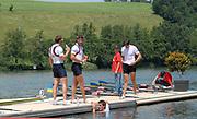 Lucerne, Switzerland.  2010 FISA World Cup. Lake Rotsee, Lucerne.  13:55:05   Sunday  11/07/2010.  [Mandatory Credit Peter Spurrier/ Intersport Images]