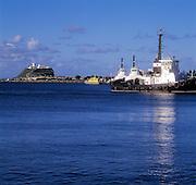 Tugs in Newcastle Harbour, NSW, Australia