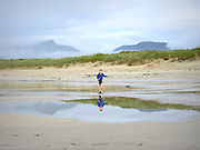 Renvyle Beach, Connemara, County Galway, Ireland