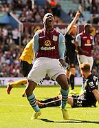 Aston Villa v Hull City 310814