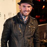 NLD/Amsteram/20121025- Lancering Assassin's Creed game, Ben Saunders