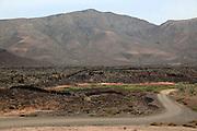 Pre-Spanish Mahos village, Poblado de la Atalayita, Pozo Negro, Fuerteventura, Canary Islands, Spain