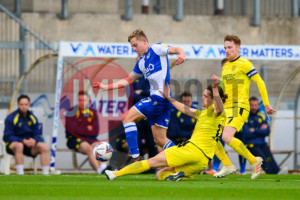 James Daly of Bristol Rovers - Mandatory by-line: Dougie Allward/JMP - 17/10/2020 - FOOTBALL - Memorial Stadium - Bristol, England - Bristol Rovers v Burton Albion - Sky Bet League One