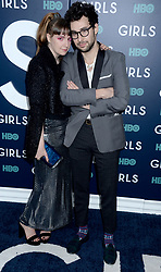 Lena Dunham and Jack Antonoff attending the remiere of the Sixth & Final Season of Girls at Alice Tully Hall, Lincoln Center on February 2, 2017 in New York City, NY, USA. Photo by Dennis Van Tine/ABACAPRESS.COM  | 580751_024 New Yok City Etats-Unis United States