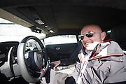 January 26-29, 2017: Rolex Daytona 24. Giorgio Sanna, Head of Lamborghini Motorsport