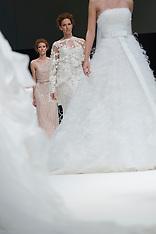 OCT 26 2012 Spanish Bridal Fashion Show