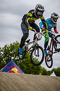 #21 (REYNOLDS Lauren) AUS during practice at Round 3 of the 2019 UCI BMX Supercross World Cup in Papendal, The Netherlands