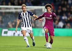 West Bromwich Albion v Manchester City - 20 September 2017