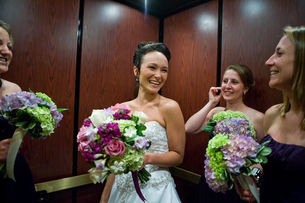 Wedding in Towson, MD