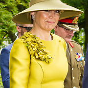 LUX/Luxemburg/20180523 - Staatsbezoek Luxemburg dag 1 , Koningin Maxima