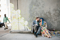 Hip Cool Modern Offbeat Simple Wedding Photography