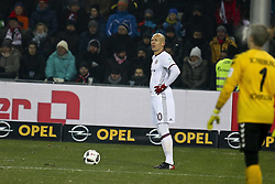 January 20, 2017 - Freiburg, Germany - Arjen Robben 10 during the German first division Bundesliga football match SC Freiburg vs FC Bayern Munich in Freiburg, Germany, on January 20, 2017. (Credit Image: © Elyxandro Cegarra/NurPhoto via ZUMA Press)