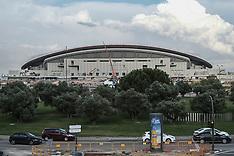 Madrid: The Wanda Metropolitano Stadium - 29 Aug 2017