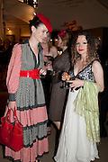 MICHELLE MORAN; ANNE LOVETT, Grosvenor House Antiques Fair Diamond Anniversary Party. Grosvenor House. 15 June 2009