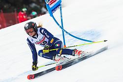 Roberta Midali (ITA) during Ladies' Giant Slalom at 57th Golden Fox event at Audi FIS Ski World Cup 2020/21, on January 17, 2021 in Podkoren, Kranjska Gora, Slovenia. Photo by Vid Ponikvar / Sportida