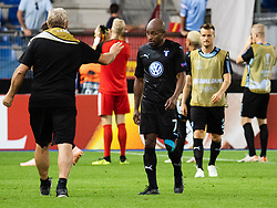September 20, 2018 - Genk, Belgien - 180920 Fouad Bachirou of Malmö FF looks dejected after the Europa League group stage match between Genk and Malmö FF on September 20, 2018 in Genk..Photo: Ludvig Thunman / BILDBYRÃ…N / kod LT / 35538 (Credit Image: © Ludvig Thunman/Bildbyran via ZUMA Press)