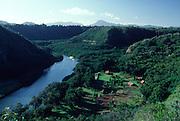 Wailua River, Kauai, Hawaii<br />