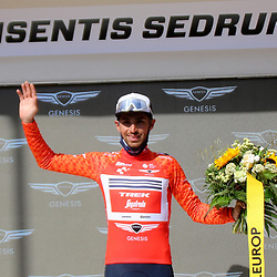 DISENTIS SEDRUM (SUI) CYCLING<br /> Tour de Suisse stage 5<br /> <br /> King of the Mountains Antonio Nibali