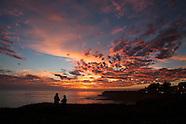Epic Santa Cruz Sunset