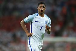 4 September 2017 -  2018 FIFA World Cup Qualifying (Group F) - England v Slovakia - Marcus Rashford of England - Photo: Marc Atkins/Offside