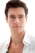 Drew Roy photographed in Los Angeles for Hydrogen Magazine