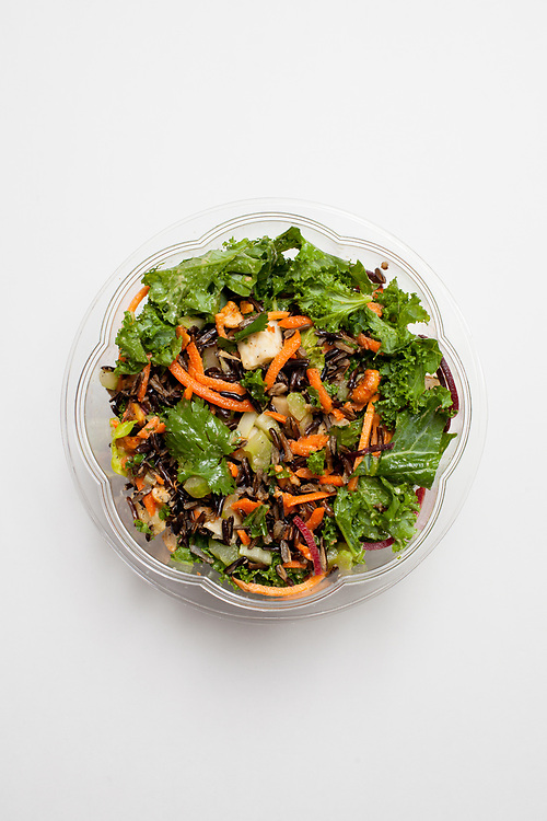 the spicy salad that joe made from honeygrow test kitchen ($9.94)