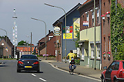Duitsland, Tuddern, 19-6-2013Voormalig geannexeerd gebied rond Selfkant.Foto: Flip Franssen