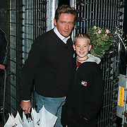 Big brother 2000, Kim verlaat het huis, vader en neef