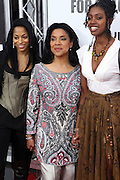 25 October 2010- New York, NY- Phylicia Rashad(C) at Tyler Perry's World Premiere of the Film 'For Colored Girls ' an Adaptation of Ntozake Shange's play ' For Colored Girls Who Have Considered Suicide When the Rainbow Is Enuf.' held at the Zeigfeld Theater on October 25, 2010 in New York City.