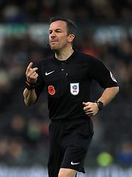 Mach referee Keith Stroud