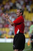 Photo: Tony Oudot.<br /> Watford v Southampton. Coca Cola Championship. 16/09/2007.<br /> Southampton manager George Burley