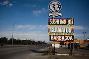 Bar 33 in El Paso Texas on Sunday morning, Oct. 11, 2009..