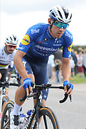 Tim Declercq of Team Deceuninck - Quick Step during Stage 8 of the AJ Bell Tour of Britain 2021 between Stonehaven to Aberdeen, , Scotland on 12 September 2021.