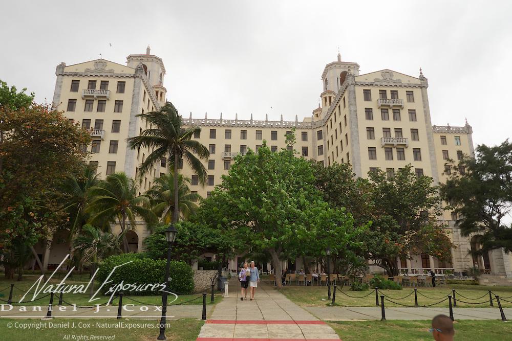 The National Hotel of Cuba. Havana.