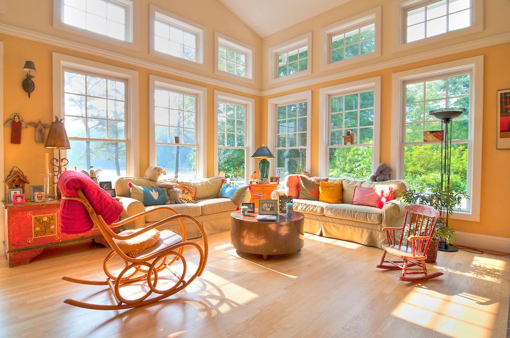Chapel Hill Living Room