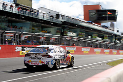 October 7, 2018 - Bathurst, NSW, U.S. - BATHURST, NSW - OCTOBER 07: Shane van Gisbergen / Earl Bamber in the Red Bull Holden Racing Team Holden Commodore up the main straight at the Supercheap Auto Bathurst 1000 V8 Supercar Race at Mount Panorama Circuit in Bathurst, Australia on October 07, 2018 (Photo by Speed Media/Icon Sportswire) (Credit Image: © Speed Media/Icon SMI via ZUMA Press)