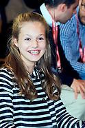 110519 Spanish Royals attend Princess of Girona Awards Workshops